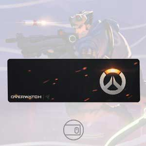 Overwatch branded mouse mat