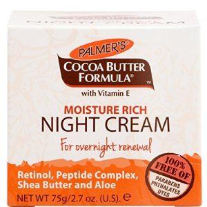 palmers cocoa butter formula moisture rich night cream image