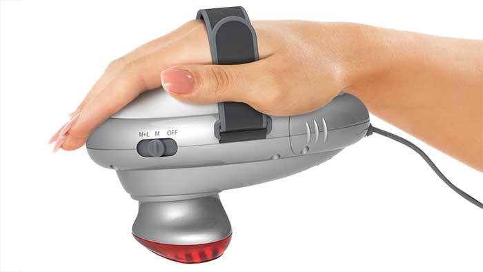 Pure enrichment infrared massage wand