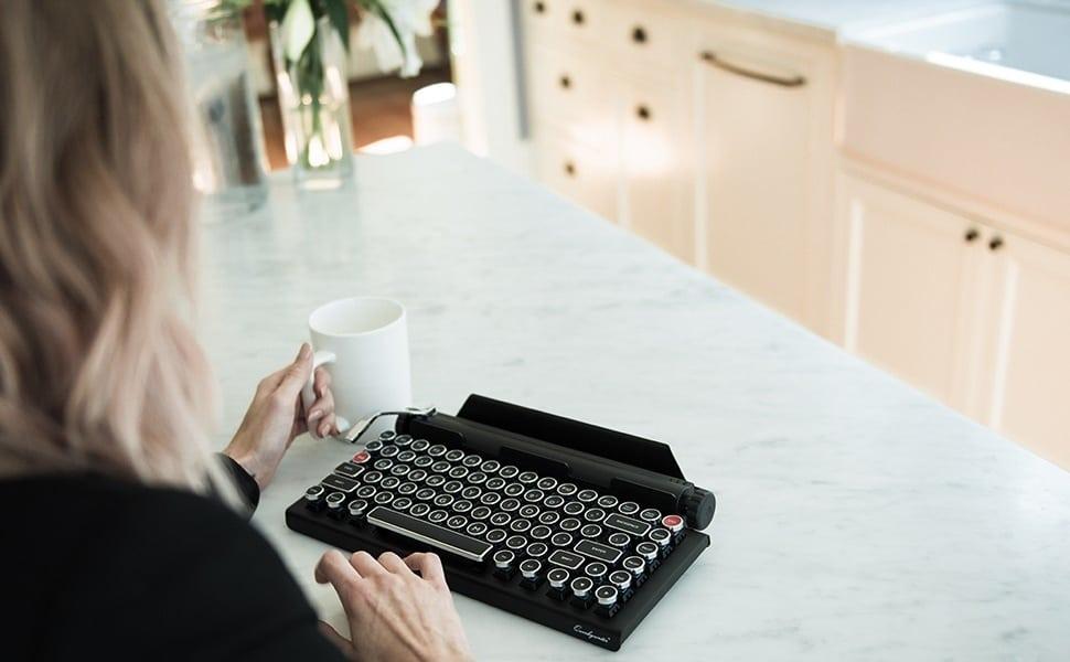 qwerkywriter typewriter image