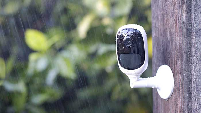 reolink argus pro motion detection camera