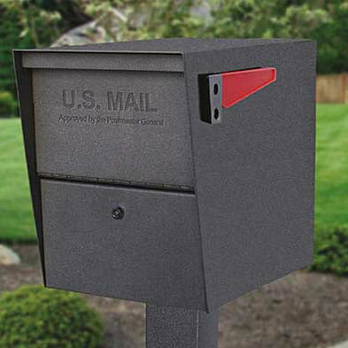 Residential Security Mailboxes