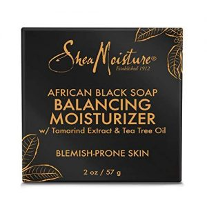 shea moisture african black soap balancing moisturizer image