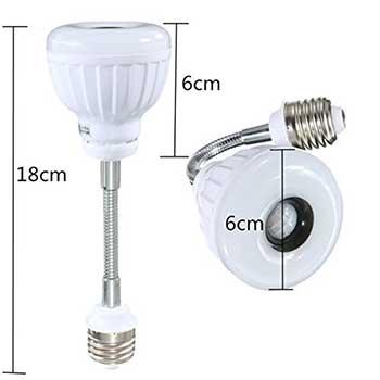 Signstek Lamp size