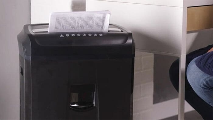 small office paper shredding