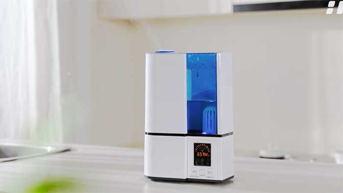Taotronics 4L ultrasonic air humlidifier