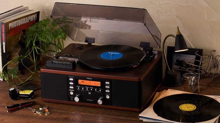 TEAC Vinyl record player