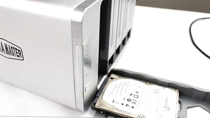 terramaster hard drive enclosure