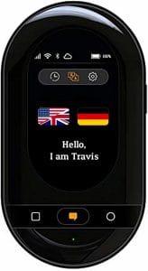 travis touch smart pocket translator image