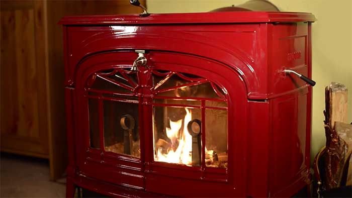 vermont wood burning stove