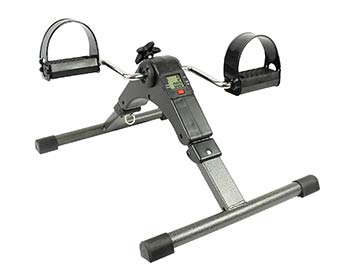Vive pedal exerciser - low impact desk cycle