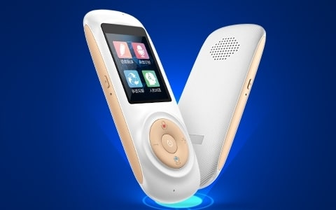 voice translator device