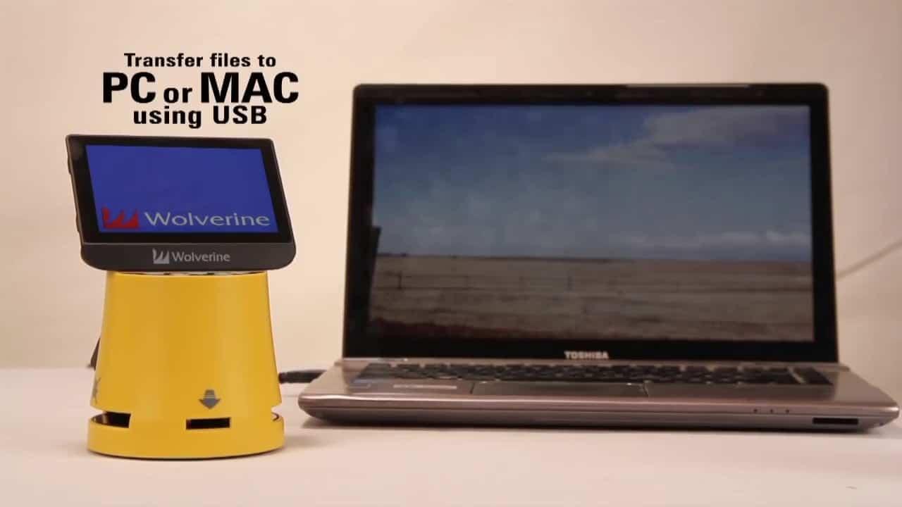 NEW Wolverine Titan 8-in-1 20MP High Definition Film to Digital Scanner