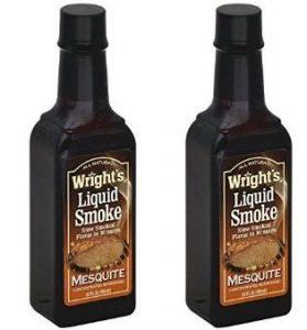 wrights hickory liquid smoke mesquite 3.5 oz image