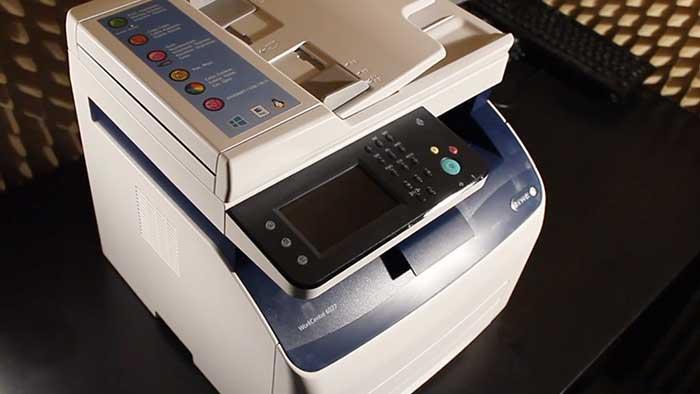 Xerox Workhorse 4027