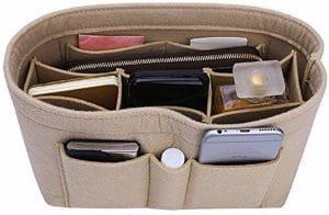 ztujo felt insert bag organizer bag image
